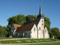 Idée de Sortie Villacerf Eglise Saint-Lyé