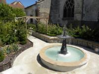 Idée de Sortie La Rivière de Corps Le jardin de l'église