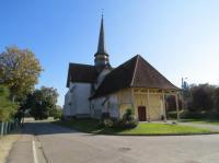 Idée de Sortie Villacerf Eglise Saint-Sulpice