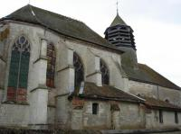Idée de Sortie Blignicourt Eglise Saint-Nicolas