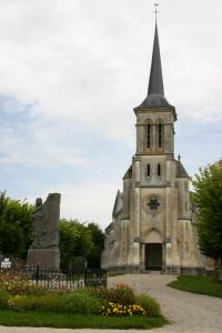 Idée de Sortie Bouranton Eglise Notre Dame de la Nativité