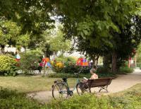 Jardin de Chevreuse Aube
