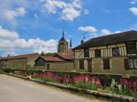 Idée de Sortie Ville sur Terre Eglise Saint-Laurent et Saint-Jean-Baptiste
