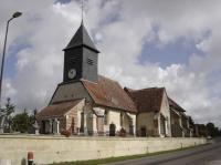 Idée de Sortie Mesnil Sellières Eglise Notre Dame de l'Assomption