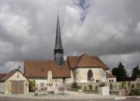 Idée de Sortie Mesnil Sellières Eglise Saint-Léon