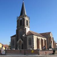 Idée de Sortie Fresnoy le Château Eglise paroissiale de l'Assomption