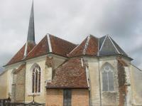 Idée de Sortie Courteranges Eglise Saint-Jean-Baptiste