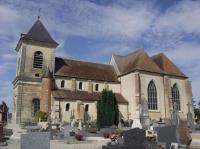Idée de Sortie Marolles lès Bailly Eglise de l'Assomption