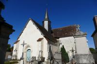 Idée de Sortie Fontaine les Grès Eglise de la Nativité de Notre Dame
