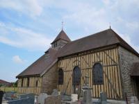 Idée de Sortie Balignicourt Eglise Saint-Léger