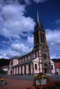 Idée de Sortie Fresse sur Moselle EGLISE DE SAINT MAURICE SUR MOSELLE
