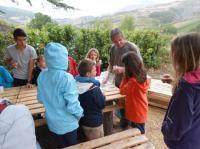 Idée de Sortie Mostuéjouls La Ferme de Pinet, visite d'un élevage de brebis en agroécologie