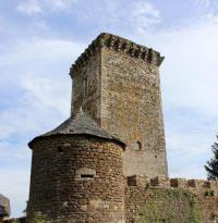Idée de Sortie Laissac Château de Tholet