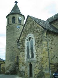 Idée de Sortie Saint Côme d'Olt Église de Castelnau de Mandailles
