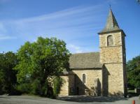 Idée de Sortie La Bastide l'Évêque Eglise de Teulières