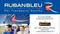 Idée de Sortie Valzergues SAS Transports Gauchy - Groupe Ruban Bleu