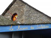 Idée de Sortie Pont de Salars Claude Villefranque - Artiste Forgeron - Maison Créative du Vibal