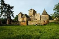 Idée de Sortie Bertholène Château des Bourines