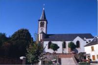 Idée de Sortie Campagnac Église de Saint Laurent d'Olt