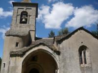 Idée de Sortie Prades Salars Eglise de St-Julien-de-Fayret