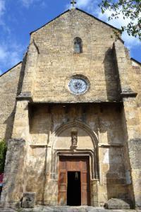 Idée de Sortie Cruéjouls Église romane de Sainte Eulalie d'Olt