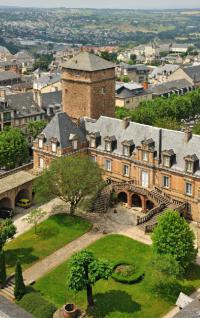 Idée de Sortie Calmont Ancien Palais Episcopal