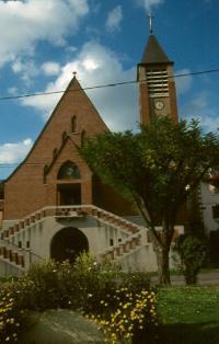 Idée de Sortie Boisse Penchot Eglise Notre Dame des Mines, Combes
