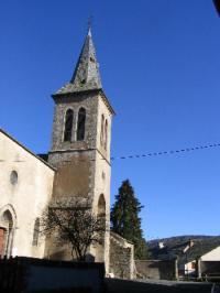Idée de Sortie Saint Laurent de Lévézou Eglise de Bouloc