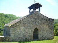 Idée de Sortie Vézins de Lévézou Chapelle de Bergounhoux