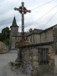 Idée de Sortie La Bastide l'Évêque Eglise de Cadour