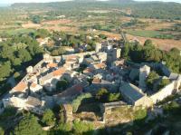 Idée de Sortie Sauclières Village fortifié de la Couvertoirade