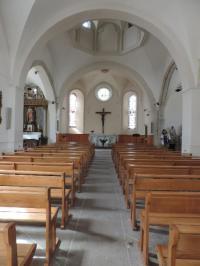 Idée de Sortie Prévinquières Eglise Saint Martin