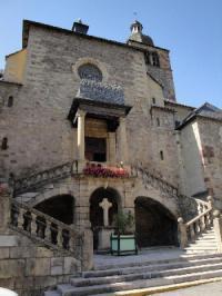 Idée de Sortie Saint Martin de Lenne Église paroissiale de St Geniez d'Olt