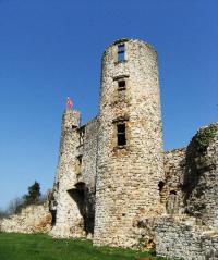 Idée de Sortie Laissac Château de Bertholène