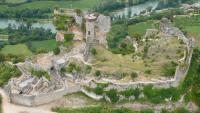 Idée de Sortie Verrières Château de Peyrelade