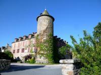 Idée de Sortie Canet de Salars Château des évêques