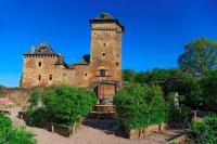Idée de Sortie Marcillac Vallon Parc et Château du Colombier
