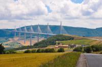 Idée de Sortie Castelnau Pégayrols Aire du Viaduc de Millau