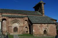 Idée de Sortie Coubisou Eglise romane de Perse