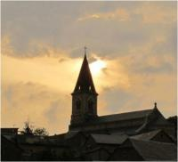 Idée de Sortie Saint Saturnin de Lenne Église de Campagnac