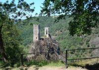 Idée de Sortie Naussac Visite du village de Peyrusse le Roc et du site médiéval