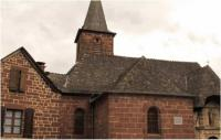 Idée de Sortie Saint Saturnin de Lenne Église de Canet d'Olt