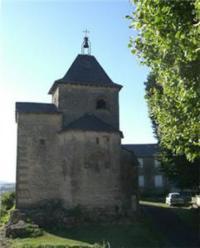 Idée de Sortie Saint Saturnin de Lenne Église de La Roque-Valzergues