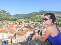Idée de Sortie Creissels Beffroi de Millau - Tour des Rois d'Aragon