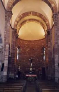 Idée de Sortie Balsac Eglise romane Saint-Blaise de Clairvaux