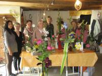 Idée de Sortie Camboulazet La Grange aux fleurs, Laurence Lacombe