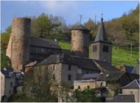 Idée de Sortie Campagnac Église de Pomayrols