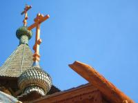 Idée de Sortie Mélagues Eglise Russe