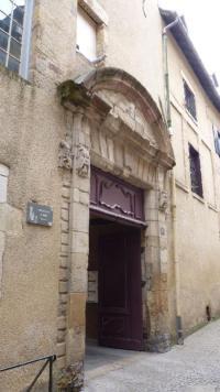 Idée de Sortie Sainte Radegonde Hôtel de Séguret