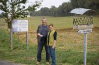 Idée de Sortie Lestrade et Thouels Visite de ferme - Veau d'Aveyron et du Ségala